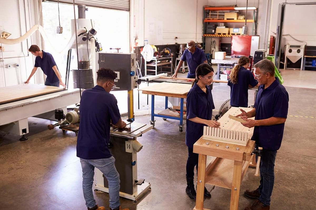 Carpentry apprenticeship